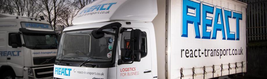 React Transport Services Ltd Contact Us - React us heat map